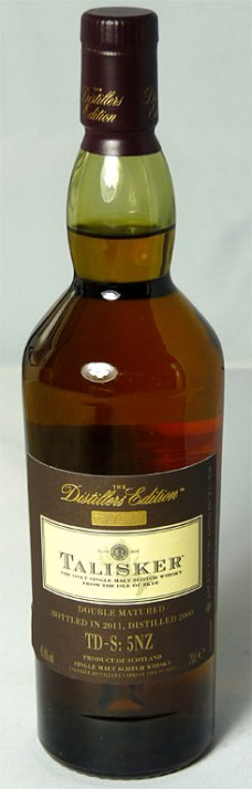Talisker Distiller's Edition NAS 20cl