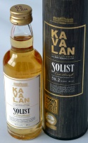 Kavalan Solist ex-bourbon 48ml