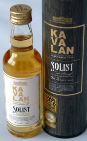 Kavalan Solist ex-bourbon 48ml