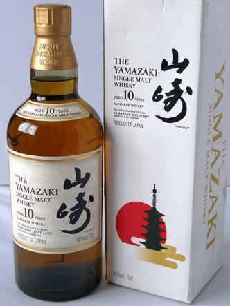 Yamazaki 10yo 70cl