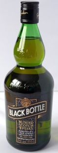 Black Bottle old style 70cl
