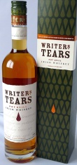 Writers Tears Whiskey 70cl