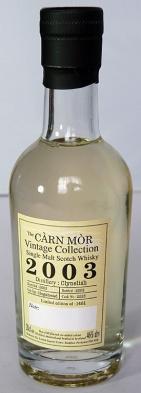 Clynelish 2003 Carn Mor 20cl