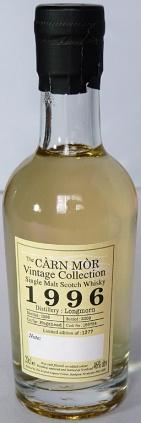 Longmorn 1996 Carn Mor 20cl