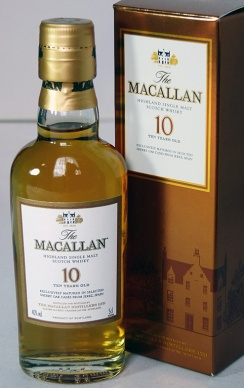 Macallan 10yo Sherry Oak 5cl