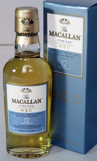 Macallan 12yo Fine Oak 5cl