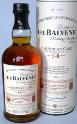 Balvenie Caribbean Cask 14yo 70cl