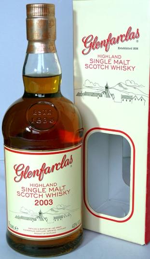 Glenfarclas 2003 70cl