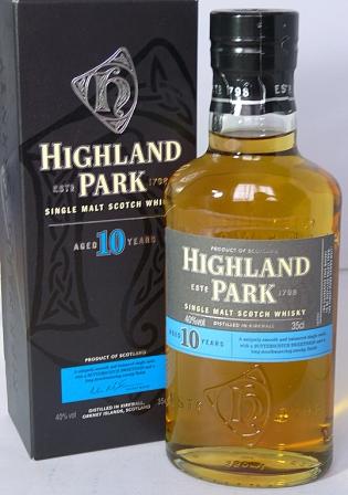 Highland Park 10yo 35cl
