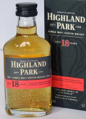 Highland Park 18yo 5cl