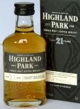 Highland Park 21yo 5cl