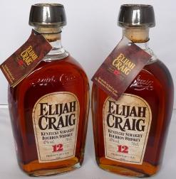 Elijah Craig 12yo 70cl