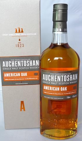 Auchentoshan American Oak NAS 70cl