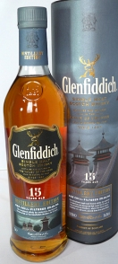 Glenfiddich 15yo Distillery Edition 70cl
