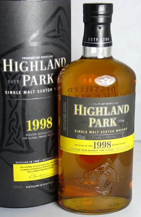Highland Park 1998 100cl