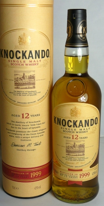 Knockando 12yo 1999 70cl
