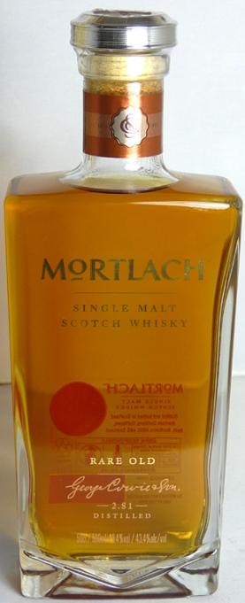 Mortlach Rare Old NAS 50cl