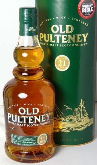 Old Pulteney 21yo 70cl