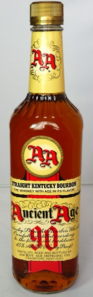 Ancient Age 90 Proof 75cl