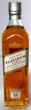 Johnnie Walker Platinum Label 18yo 20cl