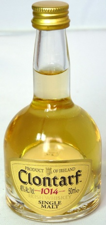 Clontarf Single Malt NAS 5cl