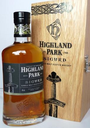 Highland Park Sigurd NAS 70cl