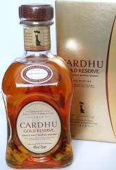 Cardhu Gold Reserve NAS 70cl