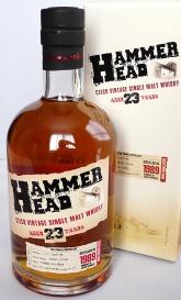 Hammerhead 23yo 70cl