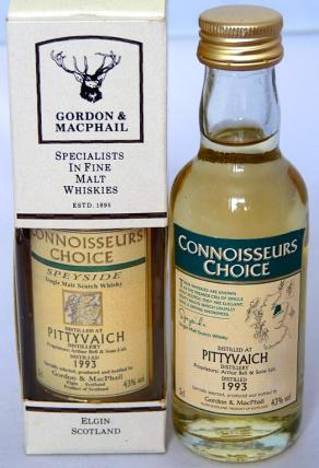 Pittyvaich 1993 5cl x2