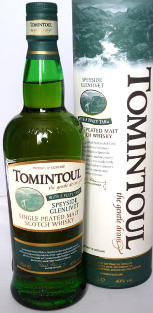 Tomintoul With A Peaty Tang NAS 70cl