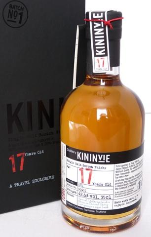 Kininvie 17yo Batch 1 35cl