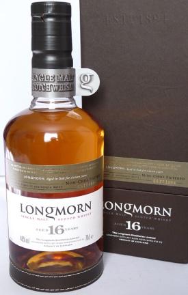 Longmorn 16yo 70cl
