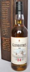 Glenrothes 1980 34yo 70cl
