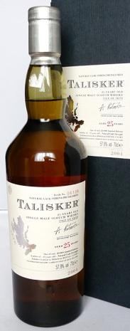 Talisker 2004 25yo 70cl
