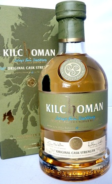 Kilchoman Original Cask Strength NAS 70cl
