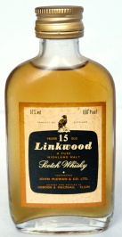 Linkwood 100 Proof 15yo 5cl