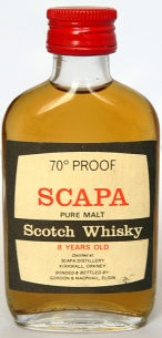 Scapa 70 Proof 8yo 5cl