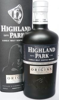 Highland Park Dark Origins NAS 70cl