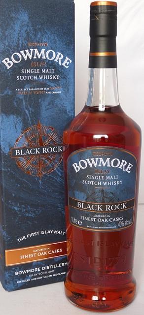 Bowmore Black Rock NAS 100cl