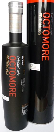 Bruichladdich Octomore 6.2 70cl