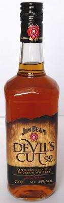Jim Beam Devil's Cut NAS 70cl
