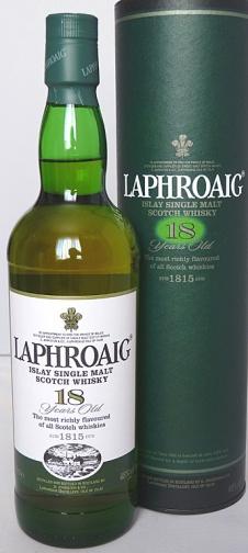 Laphroaig 18yo 70cl