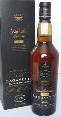 Lagavulin Distiller's Edition 1995 NAS 70cl