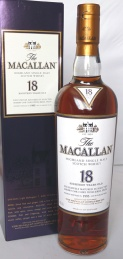 Macallan 1995 18yo 70cl