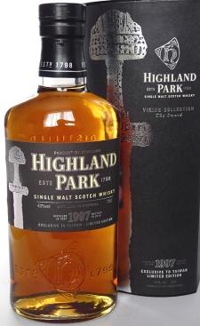 Highland Park The Sword NAS 70cl