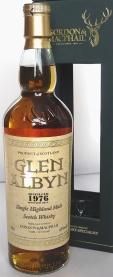 Glen Albyn 1976-2012 NAS 70cl