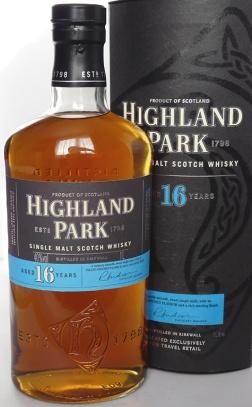 Highland Park 16yo 100cl