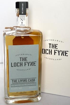 Loch Fyne Living Cask Batch 1 NAS 50cl