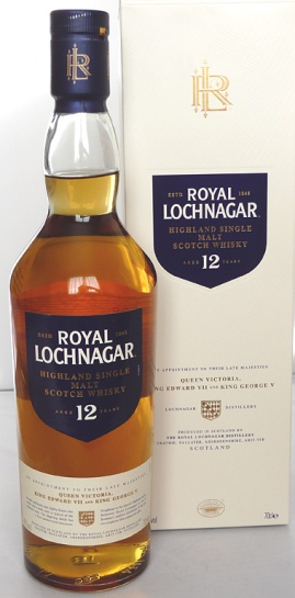 Royal Lochnagar 12yo 70cl