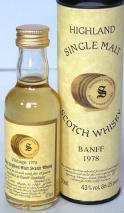 Banff 1978 18yo 5cl